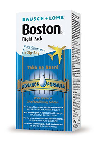 Boston Flight Pack